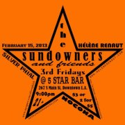 FRIDAY NIGHT FEBRUARY 15TH SPONSORED BY ANGEL CITY BREWING COMPANY