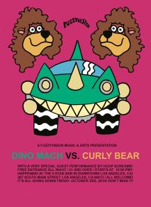 DINO MACH VS CURLY BEAR sample copy