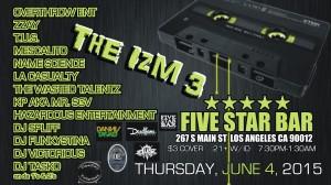 The Izm 3 v3