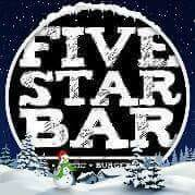 FIVE STAR BAR XMAS