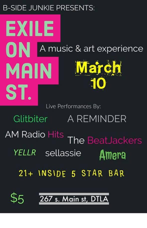 march 10, 2018 bside